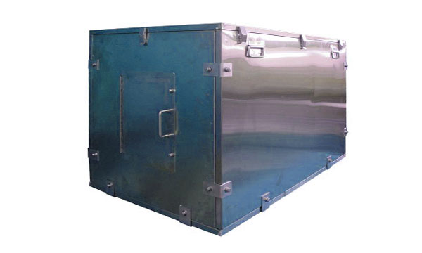 FR Steel Enclosure